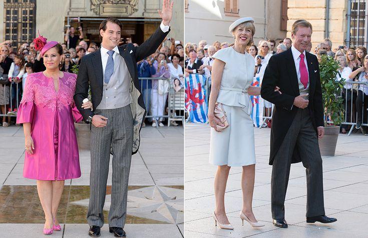 Luxemburg koninklijk huwelijk: de beste momenten uit Prins Felix en bruiloft Claire Lademacher's - Foto 1 | Celebrity nieuws in hellomagazine.com
