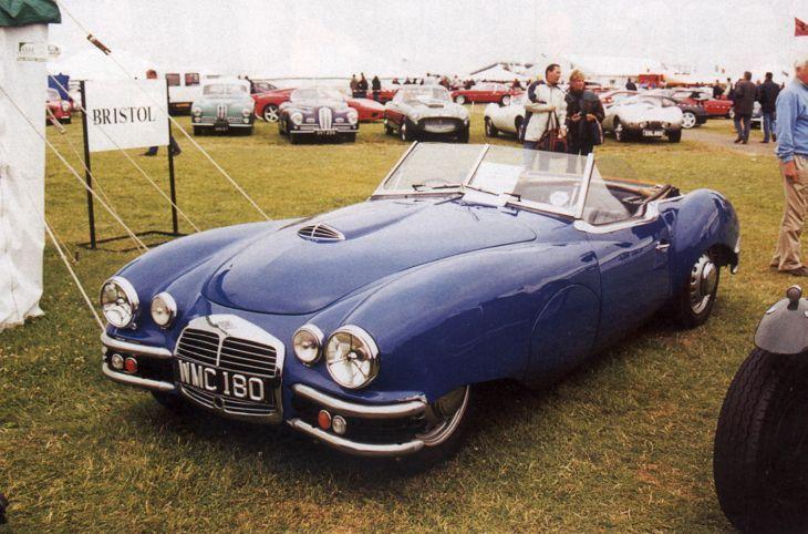 1949 Frazer Nash Roadster