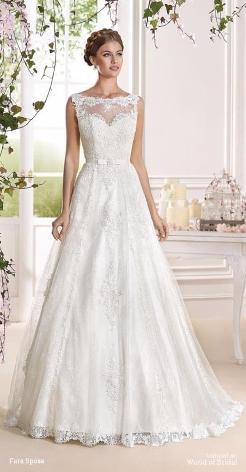 feeb879c2 6) Vestido de noiva clássico