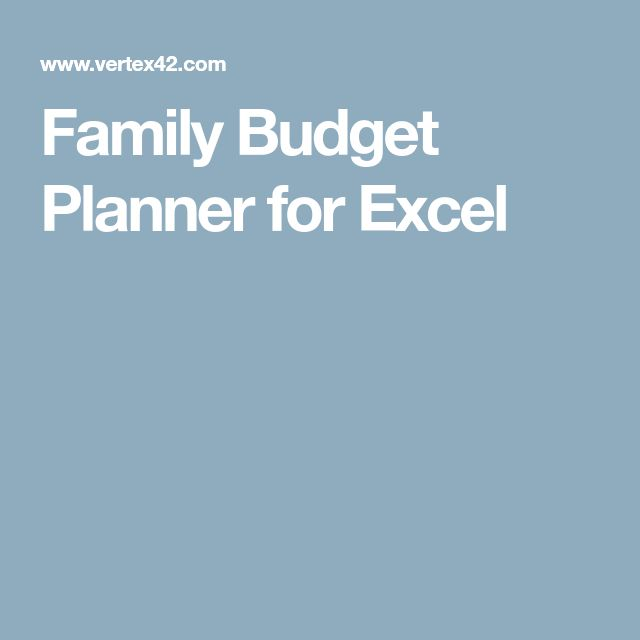 25+ unique Family budget planner ideas on Pinterest Budget - family budget calculator