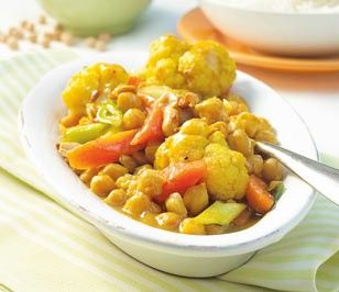 Kichererbsen-Curry Rezept - Chefkoch-Rezepte auf LECKER.de | Kochen, Backen und schnelle Gerichte