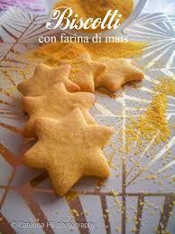 Risultati immagini per biscotti farina mais fioretto