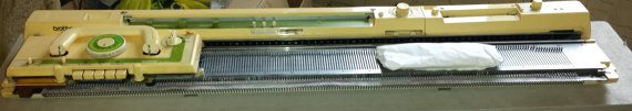 Brother Knitting Machine HOW to Take Apart and by BareWolfPatterns