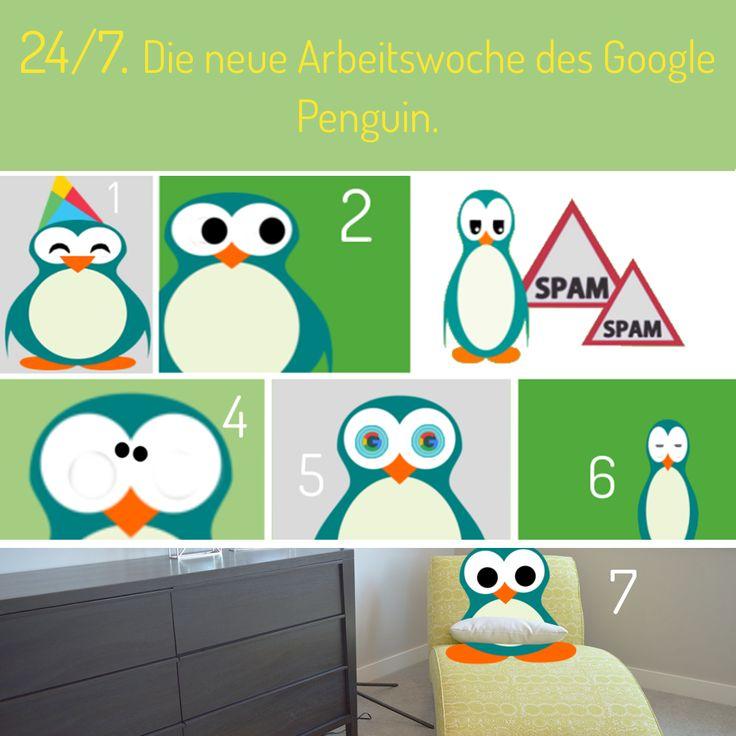 Penguin 4.0 ist schon über eine Woche im Olymp des Google-Kernalgorithmus. => Zeit für eine Bestandsaufnahme! ;) Wie es jetzt in den SERPs aussieht & was das Echtzeit-Update für eure #SEO bedeutet - hier bei uns im Blog: http://www.omsag.de/blog/seo/penguin-erreicht-per-update-4-0-den-google-kernalgorithmus/?utm_source=pinterest&utm_medium=beitrag&utm_campaign=allgemein #googleupdate #suchmaschinenoptimierung #penguinupdate (aw)