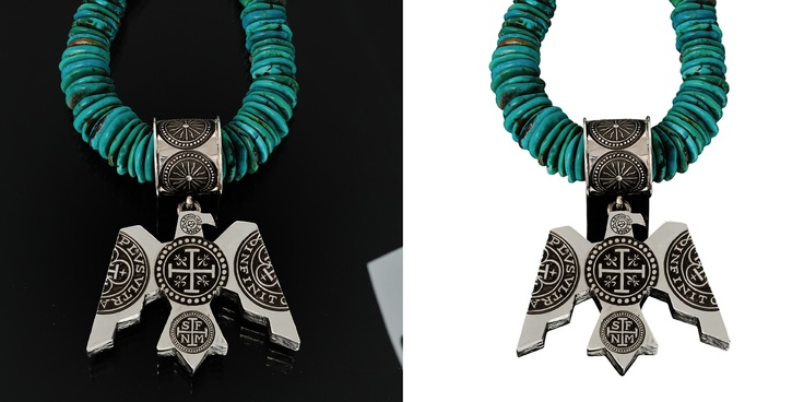 Clipping path work sample by Clipping Path Source (CPS)