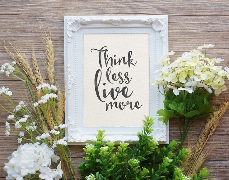 Dorm Decor - Printable Quote - Black & White Art - Printable Art - Quote Print - Inspirational Quote - Typographic Quote - Positive Print