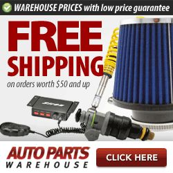 Auto Parts Warehouse - FREE SHIPPING.