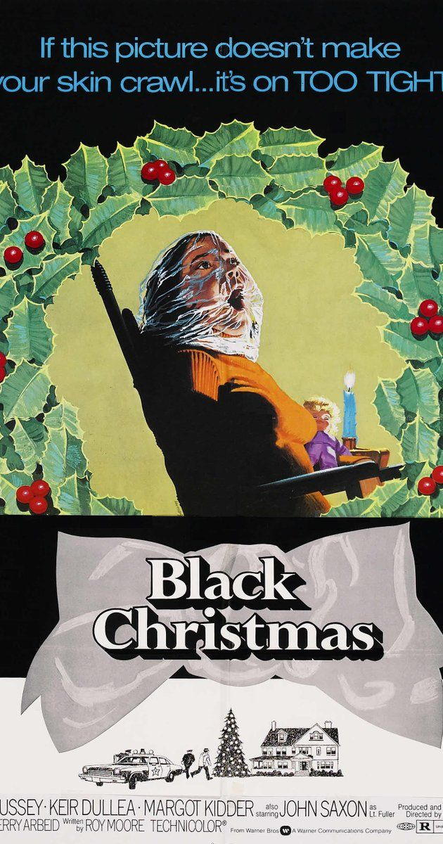 Black Christmas (1974) - THE best Canadian made movie.