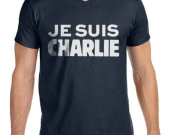 charlie hebdo on Etsy, a global handmade and vintage marketplace.