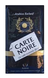 Carte Noire Ground Coffee (add water, that's the recipe)