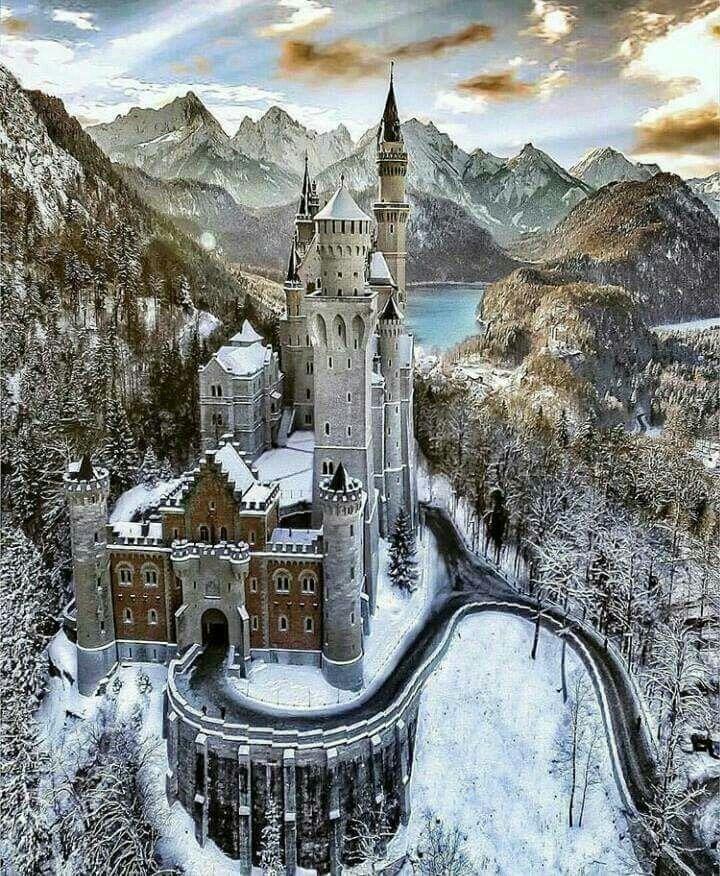 Castillo hermoso!