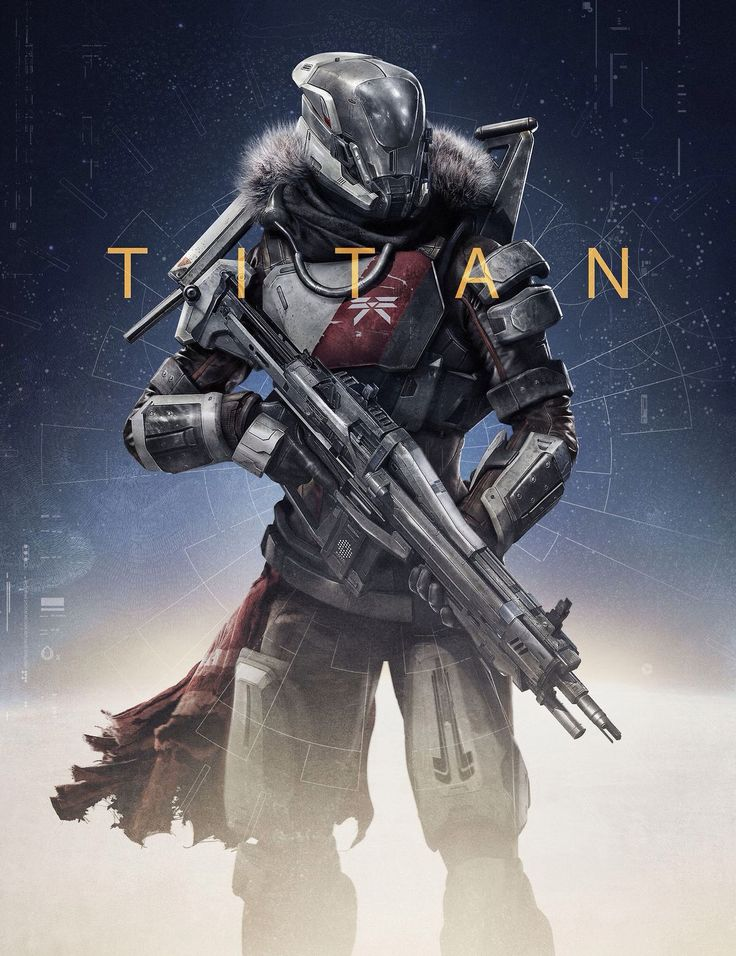 Titan - Totally sweet looking.  Super hyped for this game. SEPTEMBER 9, COME QUICKLY D: