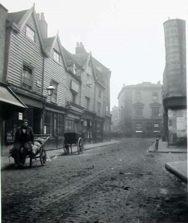 Three Colts Street, Limehouse.