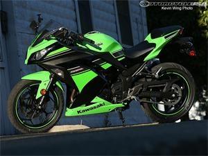 NEW! 2013 Kawasaki Ninja 300 ..