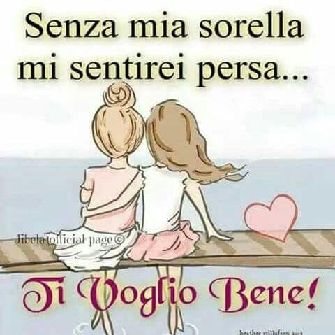 Sorelle Frasi Sagge Pinterest Sister Love Sisters Forever E