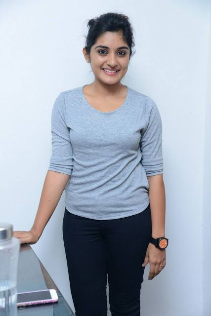 Niveda Thomas Latest Hot Spicy Glamour PhotoShoot Images At Gentleman Movie Interview