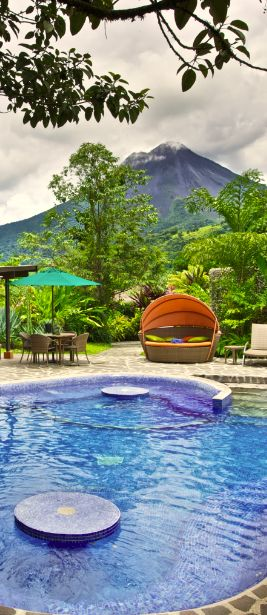 #Jetsetter Daily Moment of Zen: Nayara Hotel, Spa & Gardens in San Carlos, #CostaRica