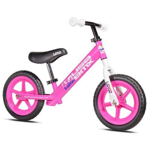 USA BMX Girls' 12 in Balance Bike Pink - Girl's Bikes at Academy Sports