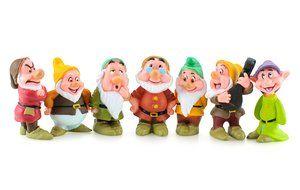 7 Zwerge-Namen: Wie heißen die Sieben Zwerge bei Grimm, Disney