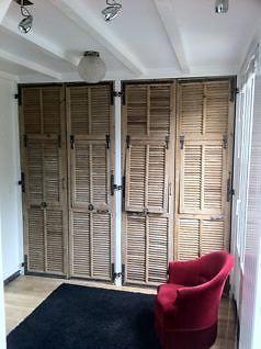 1000 id es sur le th me portes des persiennes sur pinterest volets vieux volets et tag res. Black Bedroom Furniture Sets. Home Design Ideas