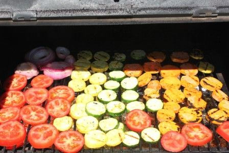 Traeger's Guide to Grilling Vegetables