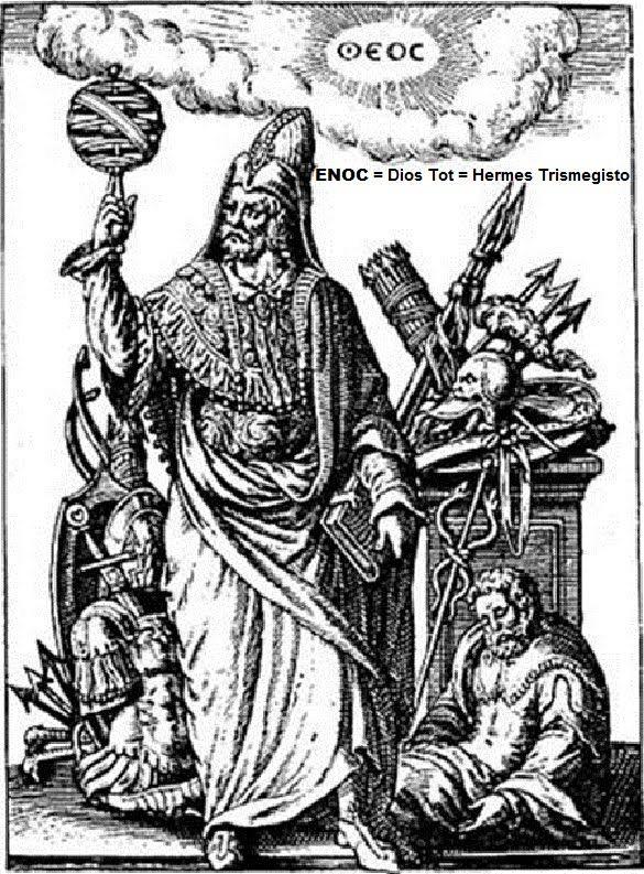 Las 7 LEYES UNIVERSALES. ENSEÑANZAS de ENOC (Hermes Trismegisto) en el K...