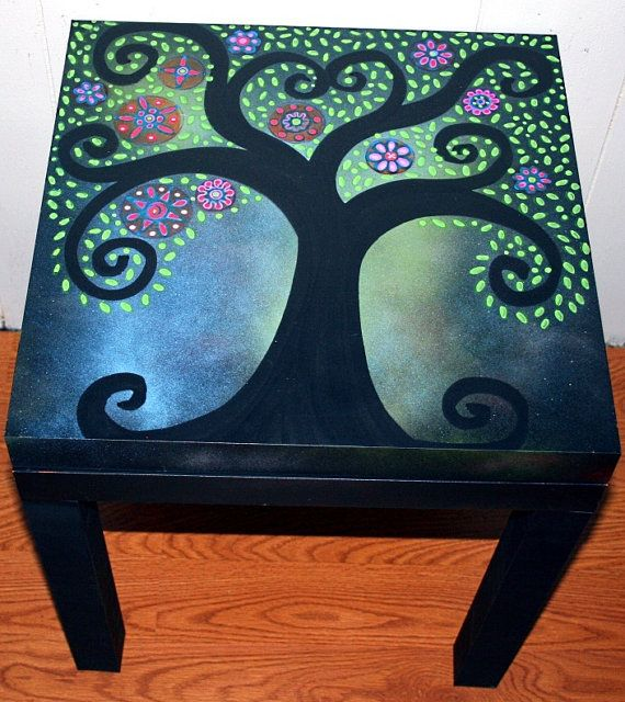 Custom Design Coffee Table Made To Order Functional by FunkyArtGuy, $59.95