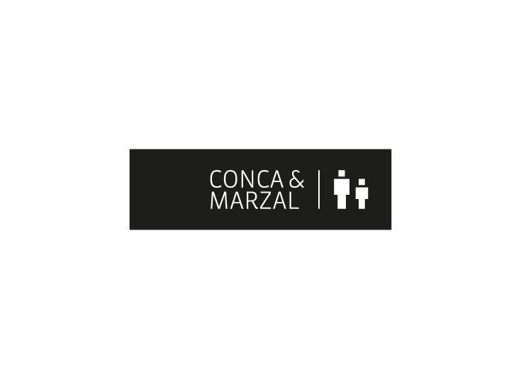 Conca y Marzal design. www.concaymarzal.com #branding #communication #comunicacion #naming #logo #web #marca #graphic design