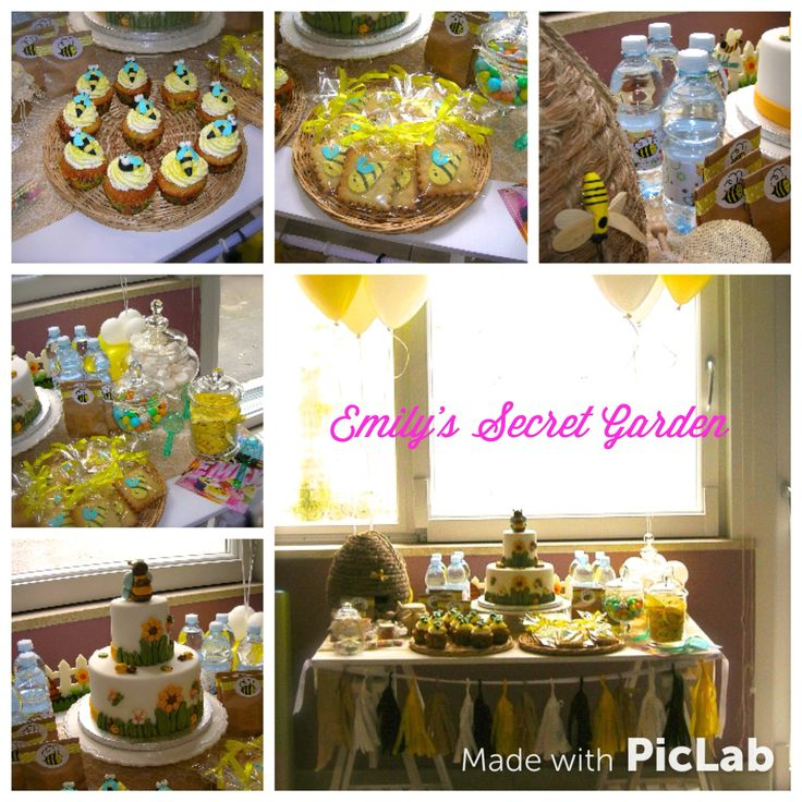 Baby shower tema api!