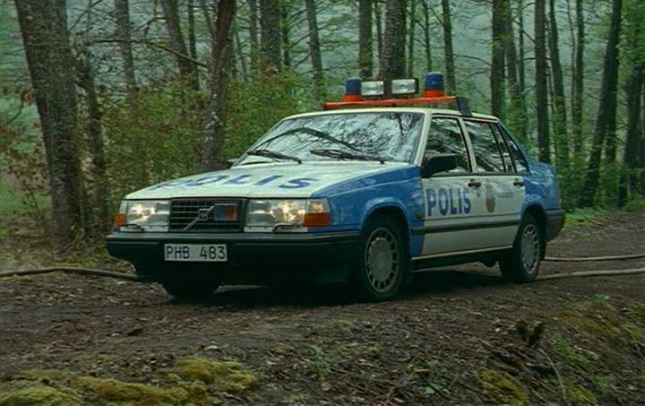 1993 Volvo 940 Polis [944]