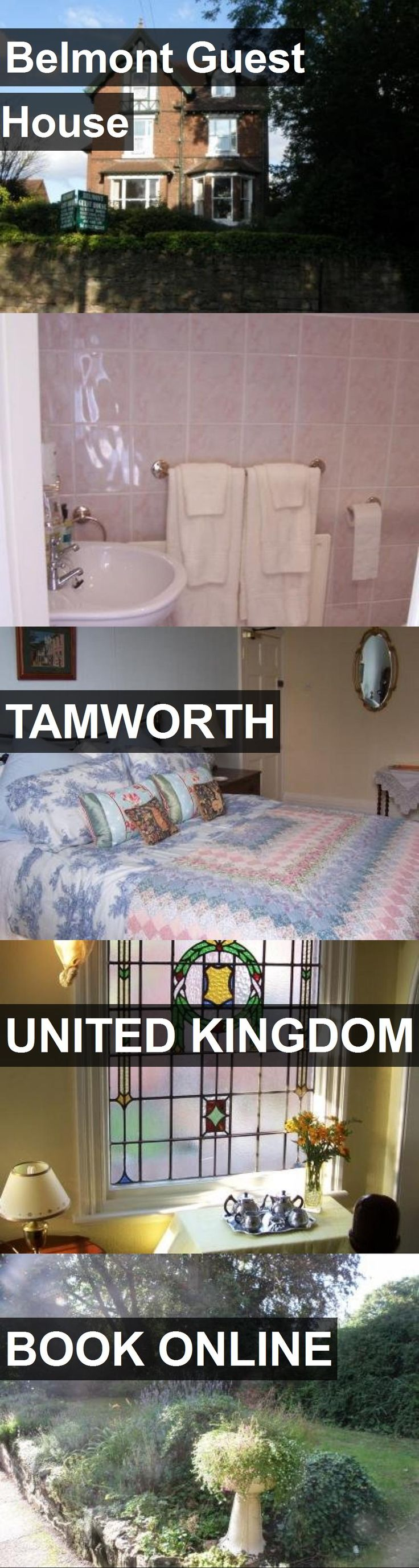 Hotel Belmont Guest House in Tamworth, United Kingdom. For more information, photos, reviews and best prices please follow the link. #UnitedKingdom #Tamworth #BelmontGuestHouse #hotel #travel #vacation