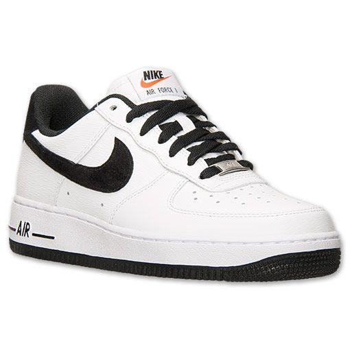 best service d5f68 4e092 ... Mens Nike Air Force 1 Low Casual Shoes - 488298 152 Finish Line ...