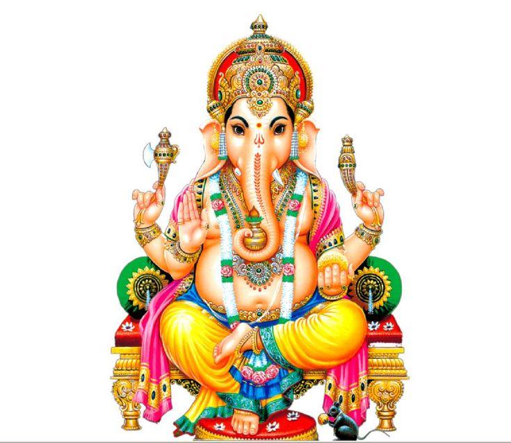 Lord Ganesha or Lord Ganpati