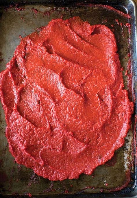 Homemade Tomato Paste Recipe  (Yes, you can make your own tomato paste. All it…