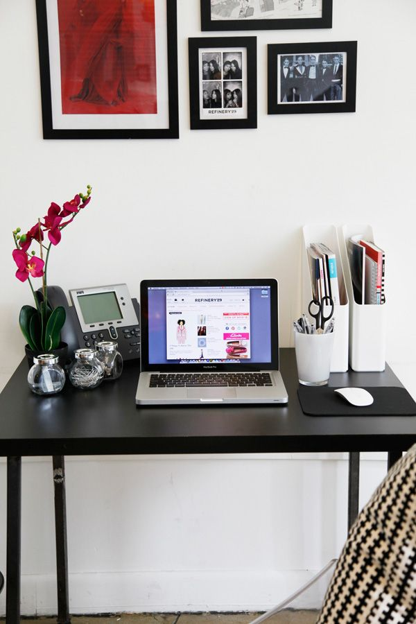 How to decorate your desk exactly like this (Photos by Erin Yamagata)