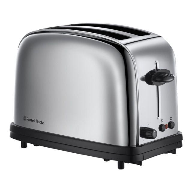 TOSTADORA: Sirve para tostar rebanadas de pan.