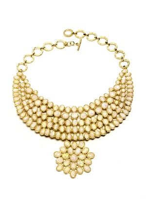 AMRITA SINGH East Lake NecklaceLakes Necklaces, Statement Necklaces, Jewelry Necklaces, Singh East, East Lakes, Amrita Singh, Bib Necklaces, Lakes Bibs, Bibs Necklaces
