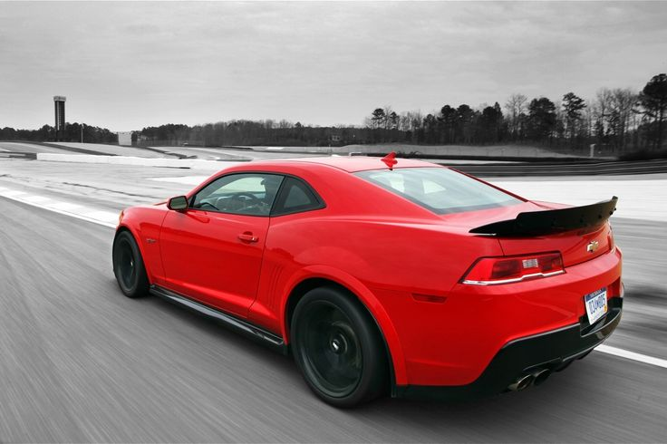 2014 Chevrolet Camaro Z/28 Images | Pictures and Videos