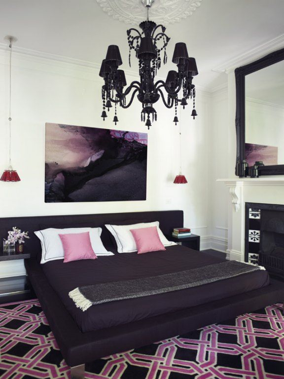 extraordinary hollywood glam purple bedroom | 1000+ images about Hollywood Bedroom on Pinterest ...