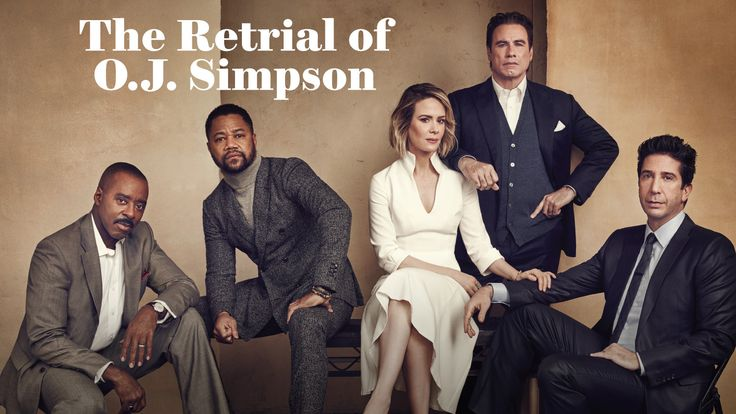 Inside TV's Retrial of OJ Simpson: A Saga of Race Redress and Yes Robert Kardashian's Kids  Twenty years after the football player's acquittal John Travolta Cuba Gooding Jr and the players behind FX's 'American Crime Story' reveal for the first time how their very 2016 rearview examination of the case reveals a whole other reality. Plus: Season 2's topic (Katrina) revealed.  read more