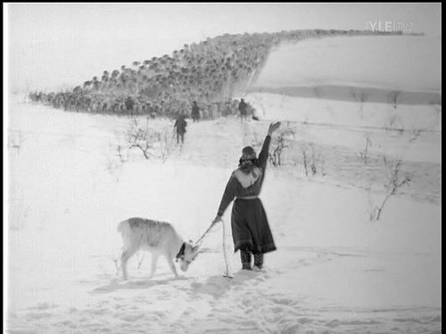 Valkoinen Peura by Erik Blomberg 1952