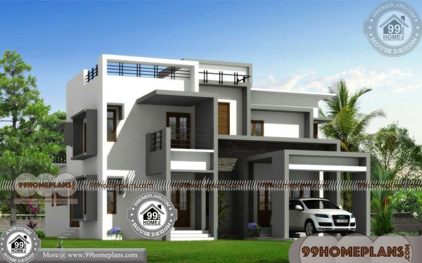 Modern New Home Designs 90 2 Storey Home Designs Plan Collections House Design Indian House Exterior Design Modern Exterior House Designs
