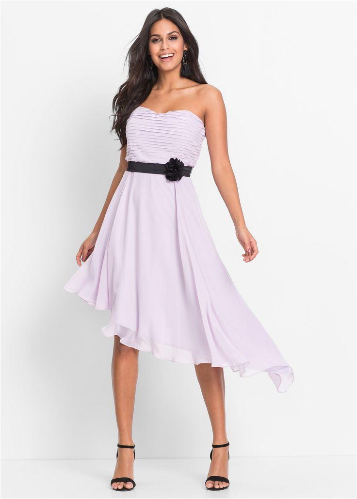 Kleid veilchenflieder/schwarz - BODYFLIRT jetzt im Online Shop von bonprix.de ab ? 39,99 bestellen. Süßes Kleid in zarten Frühlingsfarben mit vielen ...