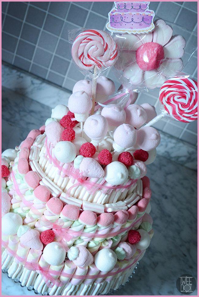 Dolcezze da favola: una torta di marshmallows per principesse - Tweedot