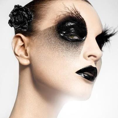 107 best High Fashion Makeup images on Pinterest | Make up, Makeup ...