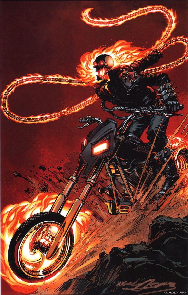 Ghost Rider - Neal Adams