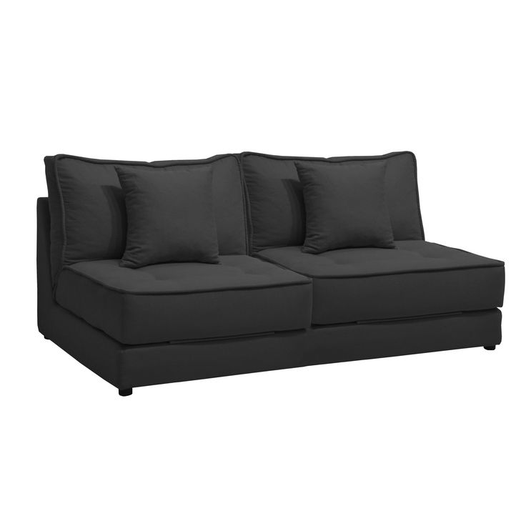 les 25 meilleures id es de la cat gorie banquette convertible sur pinterest lit de camion lit. Black Bedroom Furniture Sets. Home Design Ideas