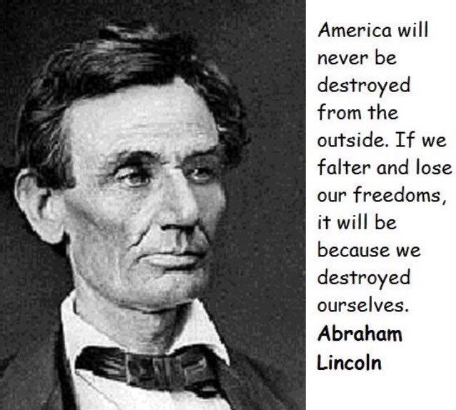 Dianee On Twitter Lincoln Quotes Abraham Lincoln Quotes Abraham Lincoln Famous Quotes