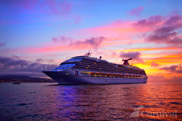 Carnival Splendor for our next cruise in April 2013. Heading back to the Caribbean, this time to Puerto Rico.