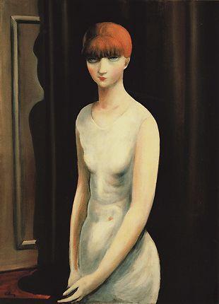 Kiki de Montparnasse, 1925, Moïse Kisling